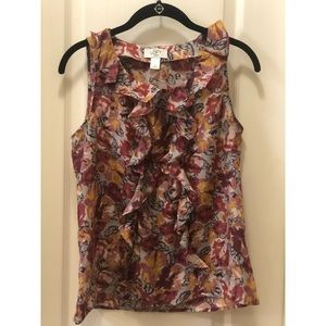 Ann Taylor aloft Sleeveless Blouse